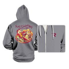 Fear and Loathing at Blips & Chitz - Hoodies - Hoodies - RIPT Apparel