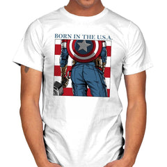 Americas Ass - Mens - T-Shirts - RIPT Apparel