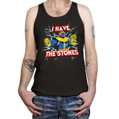 I have the Stones - Tanktop - Tanktop - RIPT Apparel