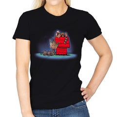 Friends of Galaxy - Best Seller - Womens - T-Shirts - RIPT Apparel