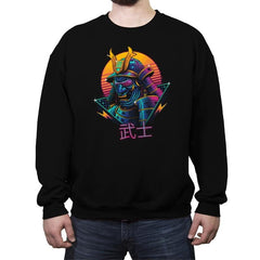 Rad Samurai - Crew Neck Sweatshirt - Crew Neck Sweatshirt - RIPT Apparel
