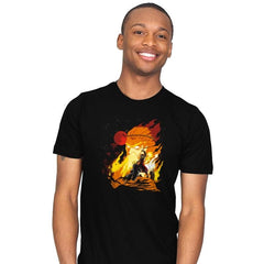 Castle Wars - Mens - T-Shirts - RIPT Apparel