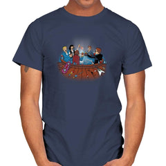 Hot Tub Time Travelers Exclusive - Mens - T-Shirts - RIPT Apparel