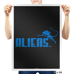 LV-426 Athletics - Prints - Posters - RIPT Apparel