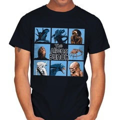 The Aliens Bunch - Mens - T-Shirts - RIPT Apparel