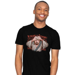 The Romani Joke - Mens - T-Shirts - RIPT Apparel
