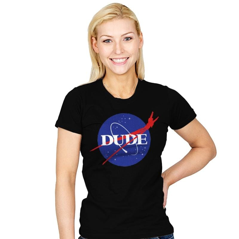 Abide Space Agency - Womens - T-Shirts - RIPT Apparel