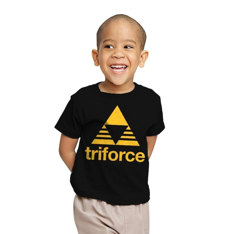 Stripe-Force Exclusive - Youth - T-Shirts - RIPT Apparel