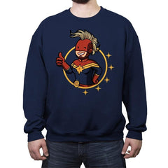 Vault Captain - Crew Neck Sweatshirt - Crew Neck Sweatshirt - RIPT Apparel