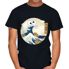 Cookiegana Wave - Mens - T-Shirts - RIPT Apparel