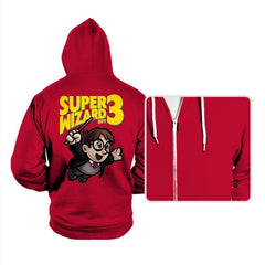 Super Wizard Bros. 3 - Hoodies - Hoodies - RIPT Apparel