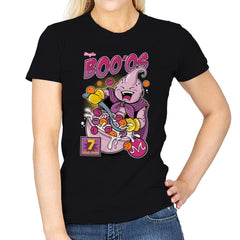 BOO'OS - Womens - T-Shirts - RIPT Apparel