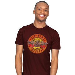 Big Damn Heroes - Mens - T-Shirts - RIPT Apparel