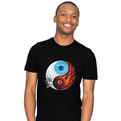 Ice and Fire - Mens - T-Shirts - RIPT Apparel