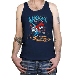 Miguel VS The Dead - Tanktop - Tanktop - RIPT Apparel