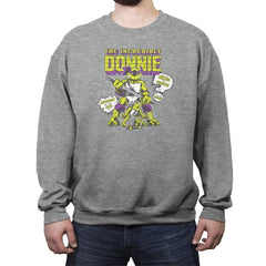 The Incredible Donnie - Crew Neck Sweatshirt - Crew Neck Sweatshirt - RIPT Apparel