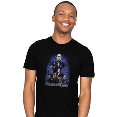 Return of the Dark Lord - Mens - T-Shirts - RIPT Apparel