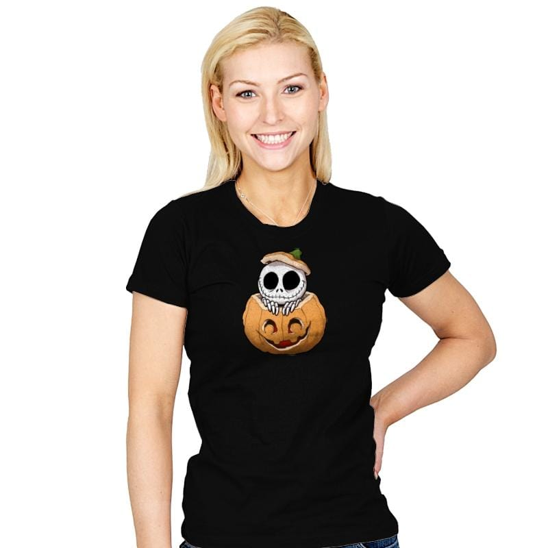 Pumpkin King - Womens - T-Shirts - RIPT Apparel