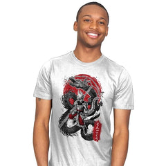 The Monkey King - Mens - T-Shirts - RIPT Apparel