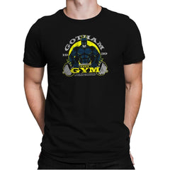 Gotham Gym Exclusive - Mens Premium - T-Shirts - RIPT Apparel