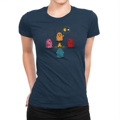 Ghost Stories - Womens Premium - T-Shirts - RIPT Apparel