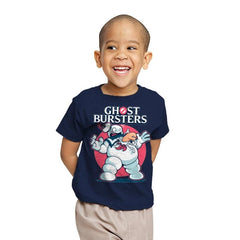 Ghost Bursters - Youth - T-Shirts - RIPT Apparel