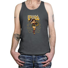 Amazon Princess - Tanktop - Tanktop - RIPT Apparel