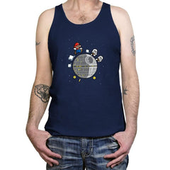 A Galaxy Far Far Away - Tanktop - Tanktop - RIPT Apparel