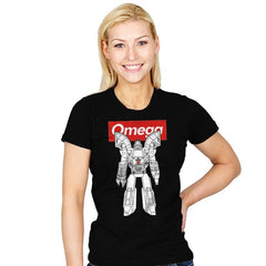 O Supreme - Womens - T-Shirts - RIPT Apparel