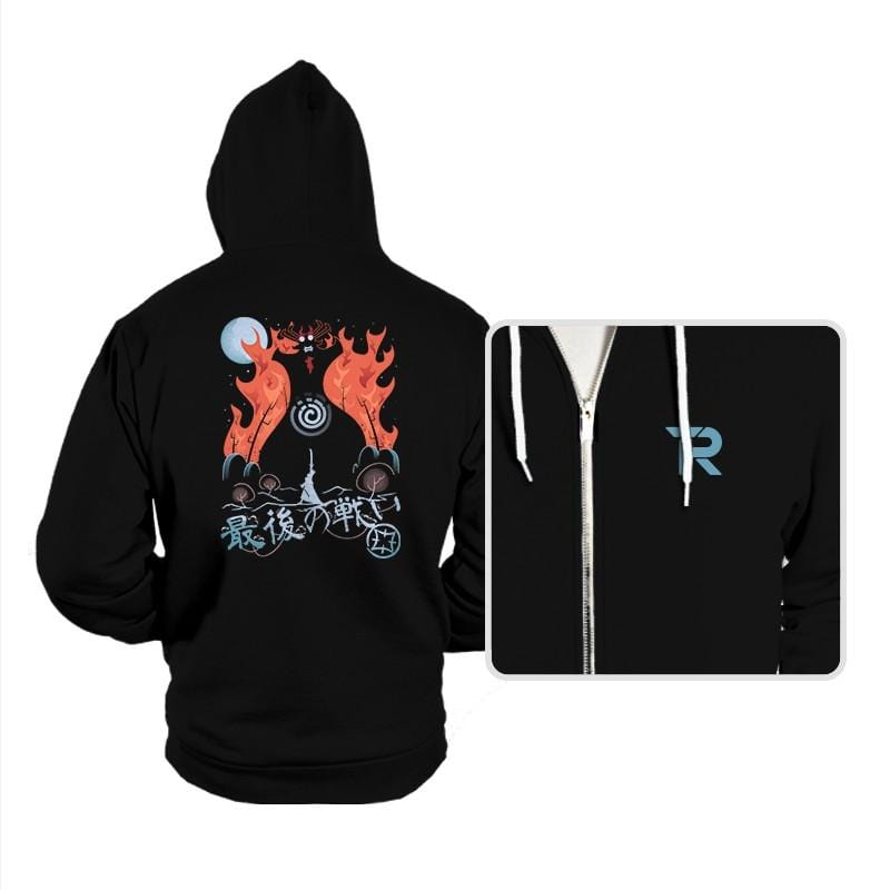 Final Battle - Hoodies - Hoodies - RIPT Apparel