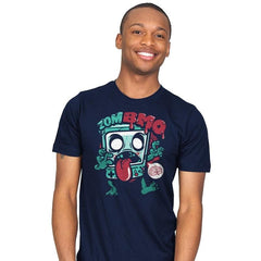 Zombmo Exclusive - Dead Pixels - Mens - T-Shirts - RIPT Apparel