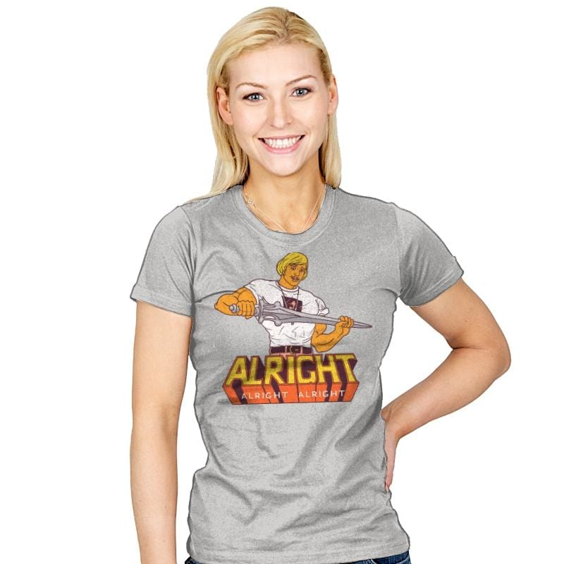 Master Of Chill - Womens - T-Shirts - RIPT Apparel