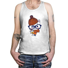 Trendy Cat - Tanktop - Tanktop - RIPT Apparel