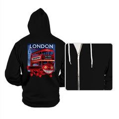 London Nekobasu - Hoodies - Hoodies - RIPT Apparel