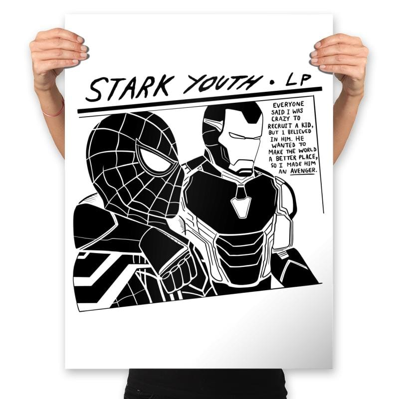 Stark Youth - Prints - Posters - RIPT Apparel