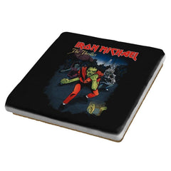 Iron Michael: The Thriller Exclusive - Coasters - Coasters - RIPT Apparel