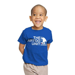 The Artoo Unit Exclusive - Youth - T-Shirts - RIPT Apparel