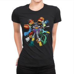 Darkwick Duck - Womens Premium - T-Shirts - RIPT Apparel