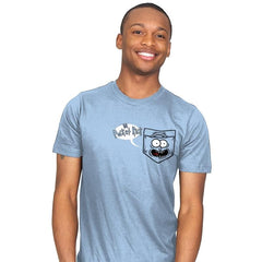 Pocket Rick - Mens - T-Shirts - RIPT Apparel