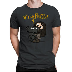 It's So Fluffy! - Raffitees - Mens Premium - T-Shirts - RIPT Apparel