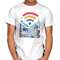 Internet Explorer - Mens - T-Shirts - RIPT Apparel