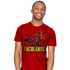 Tacolands - Mens - T-Shirts - RIPT Apparel