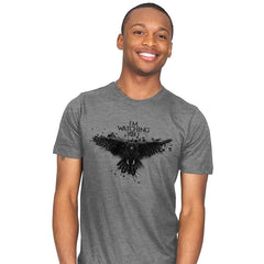 Three eyed raven - Mens - T-Shirts - RIPT Apparel