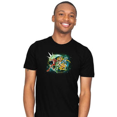 Sailor Rangers GO! - Mens - T-Shirts - RIPT Apparel