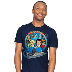 Trek-O-Rama - Mens - T-Shirts - RIPT Apparel