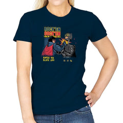 Rock 'em Sock 'em Justice Exclusive - Womens - T-Shirts - RIPT Apparel