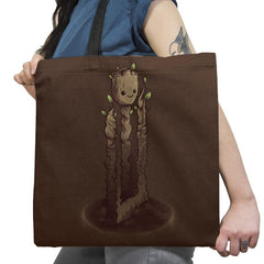 Impossible Root - Art Attack - Tote Bag - Tote Bag - RIPT Apparel