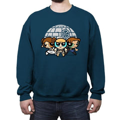 The Starpuff Rebels - Crew Neck Sweatshirt - Crew Neck Sweatshirt - RIPT Apparel