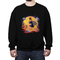 Trick or Treat - Crew Neck Sweatshirt - Crew Neck Sweatshirt - RIPT Apparel