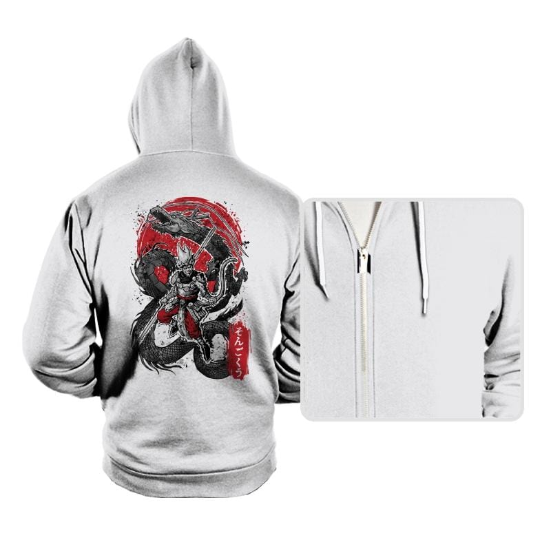 The Monkey King - Hoodies - Hoodies - RIPT Apparel
